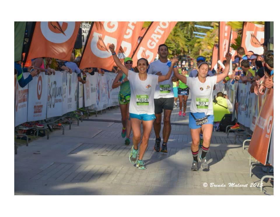 Caroline de Posada Half Marathon